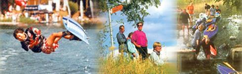 Aktivurlaub Wandern Wasserski Feldberg